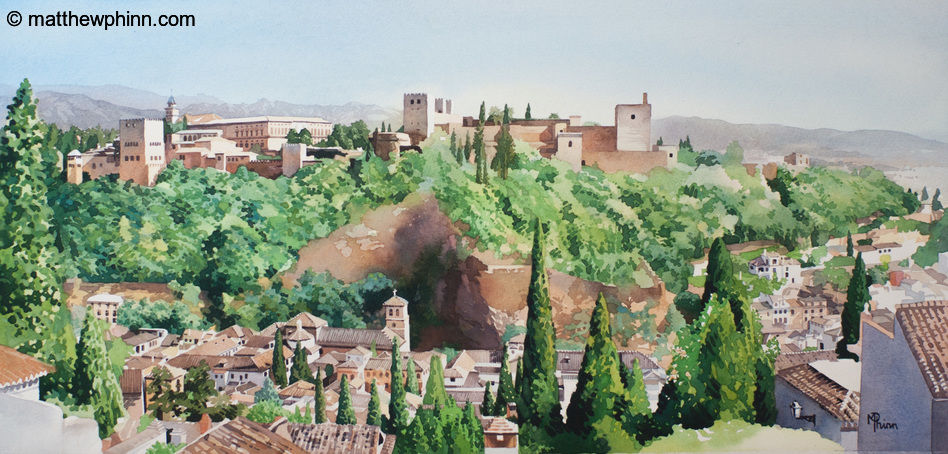 The Alhambra 60x30