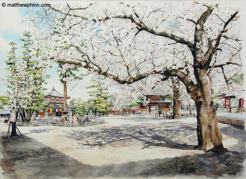 Miyajima no Sakura