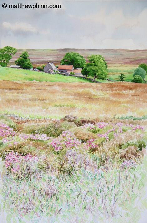 Farm on the Moors