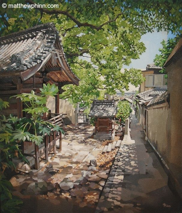Dappled Light, Onomichi