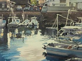 Fishing Boats, Kawajiri