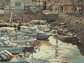 Fishing Boats, Kawajiri II