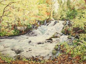Oirase Waterfall
