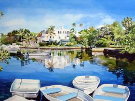 Boats at Fairyland