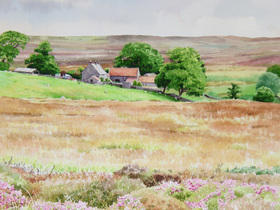 Farm on the Moors