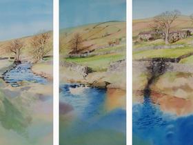 Nidderdale Triptych